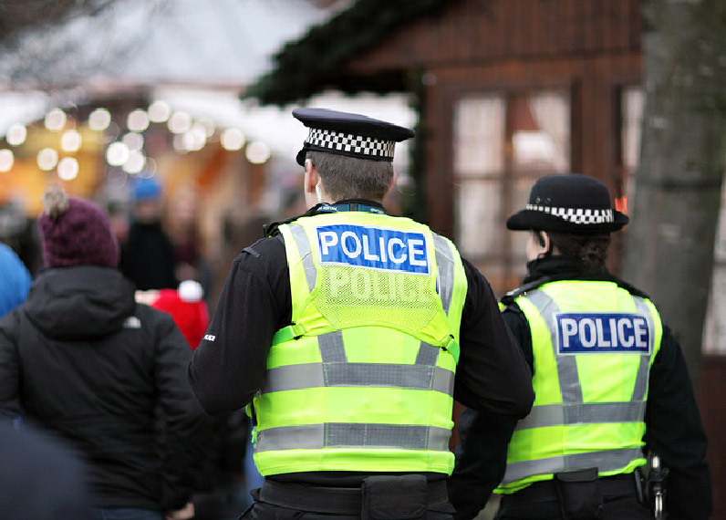 Huge Police cuts threatened